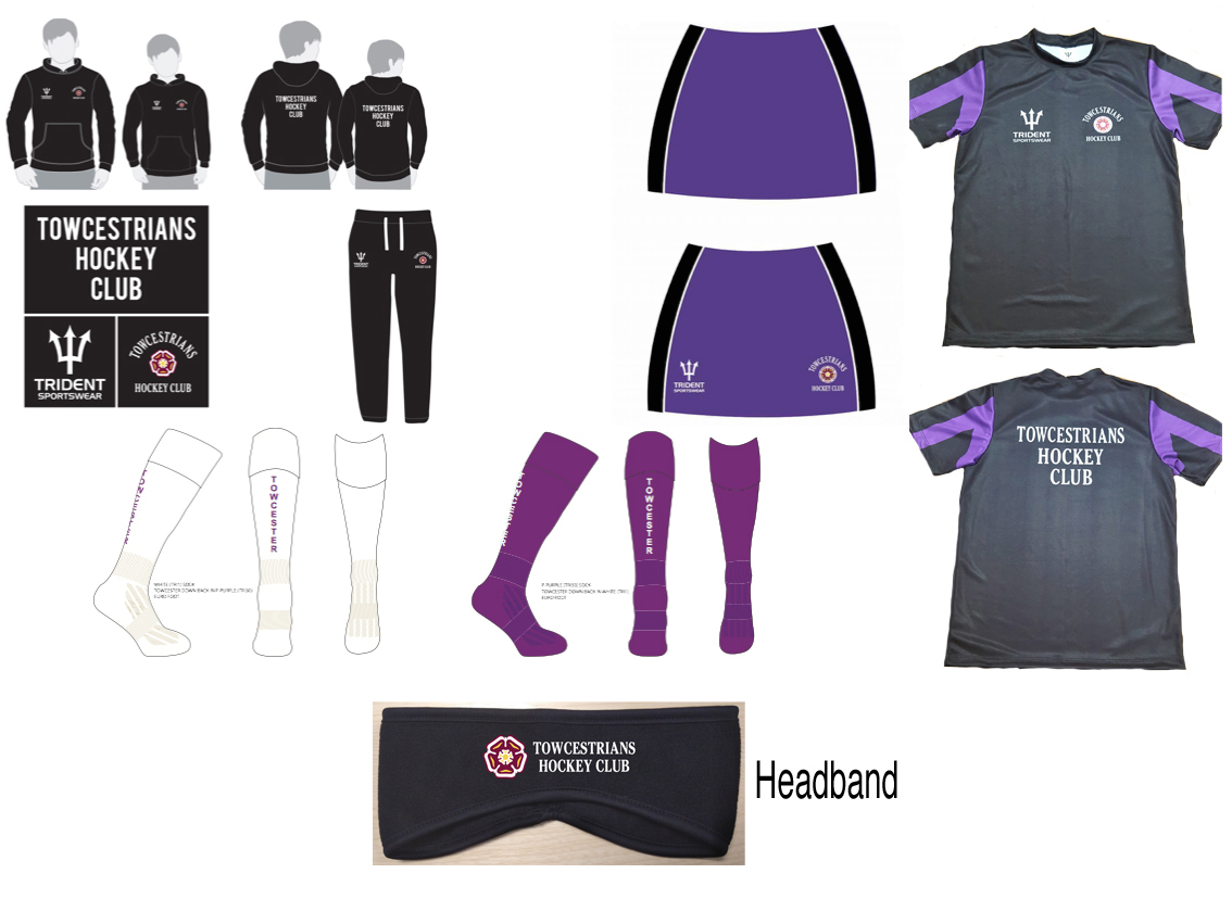 Towcester Hockey Club Kit