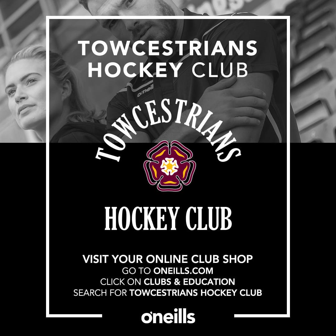 Towcester Hockey Club Kit